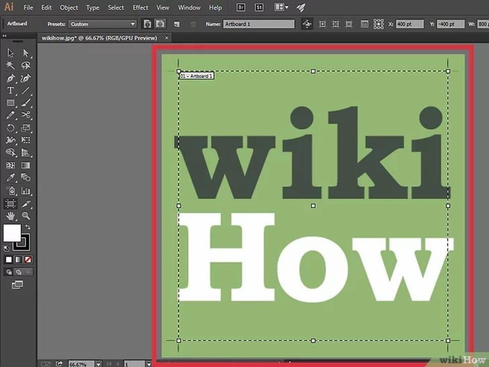 Voici comment redimensionner un plan de travail dans Adobe Illustrator 5