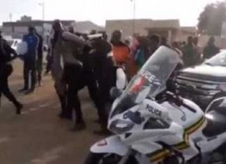 BuzzKafunel ! Arrestation musclée de Carlou D par la police