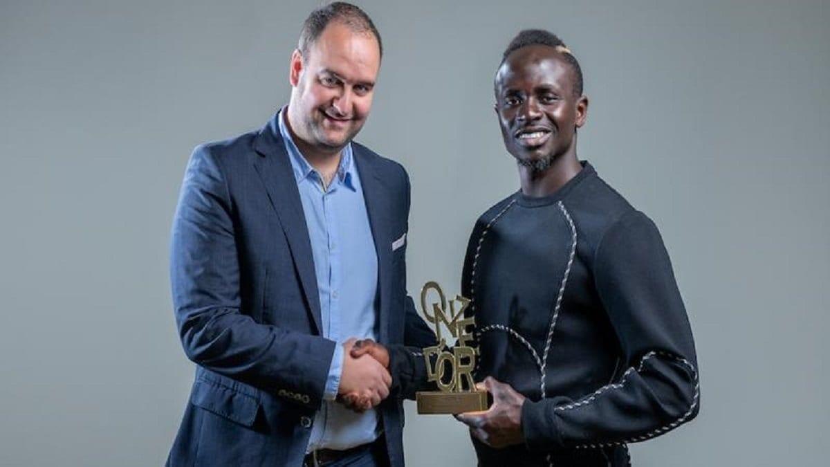 Prix Eusébio 2019 +Sadio Mané sacré devant… Kylian Mbappé