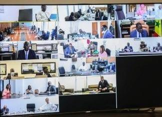 Conseil des Ministres du 1er Avril 2020