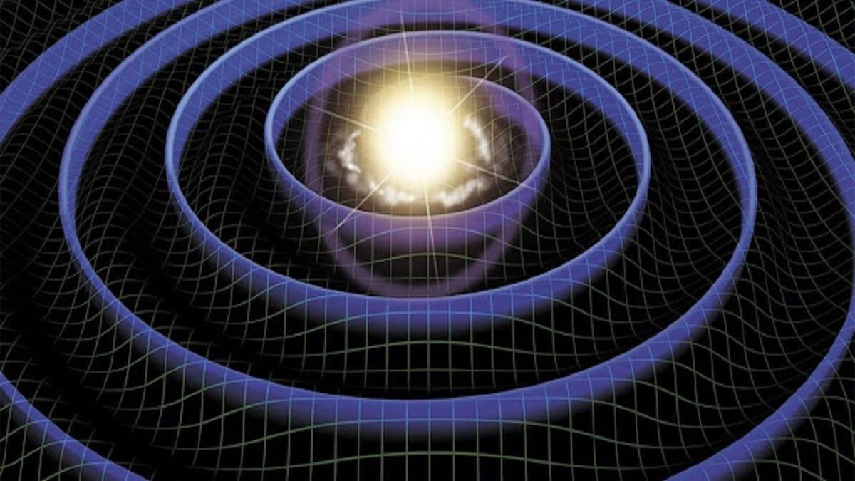 théorie de la communication / ondes-gravitationnelles