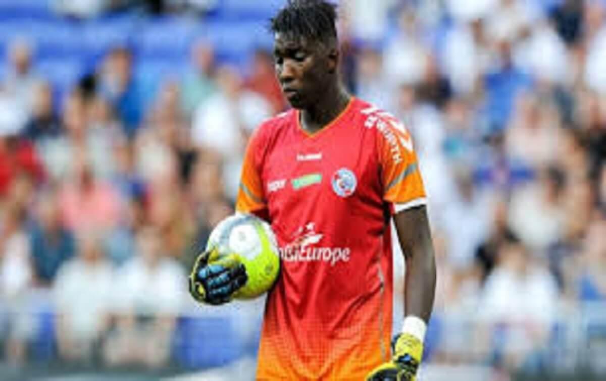 Bingourou Kamara va démarrer la saison en numéro 1 à Strasbourg