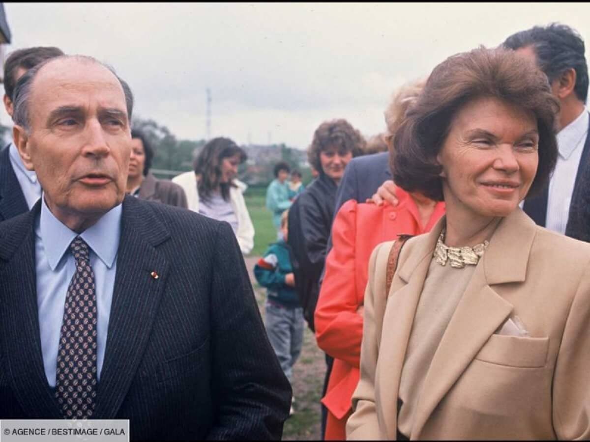 François Mitterrand cette humiliation qu'il avait fait subir à sa femme Danielle