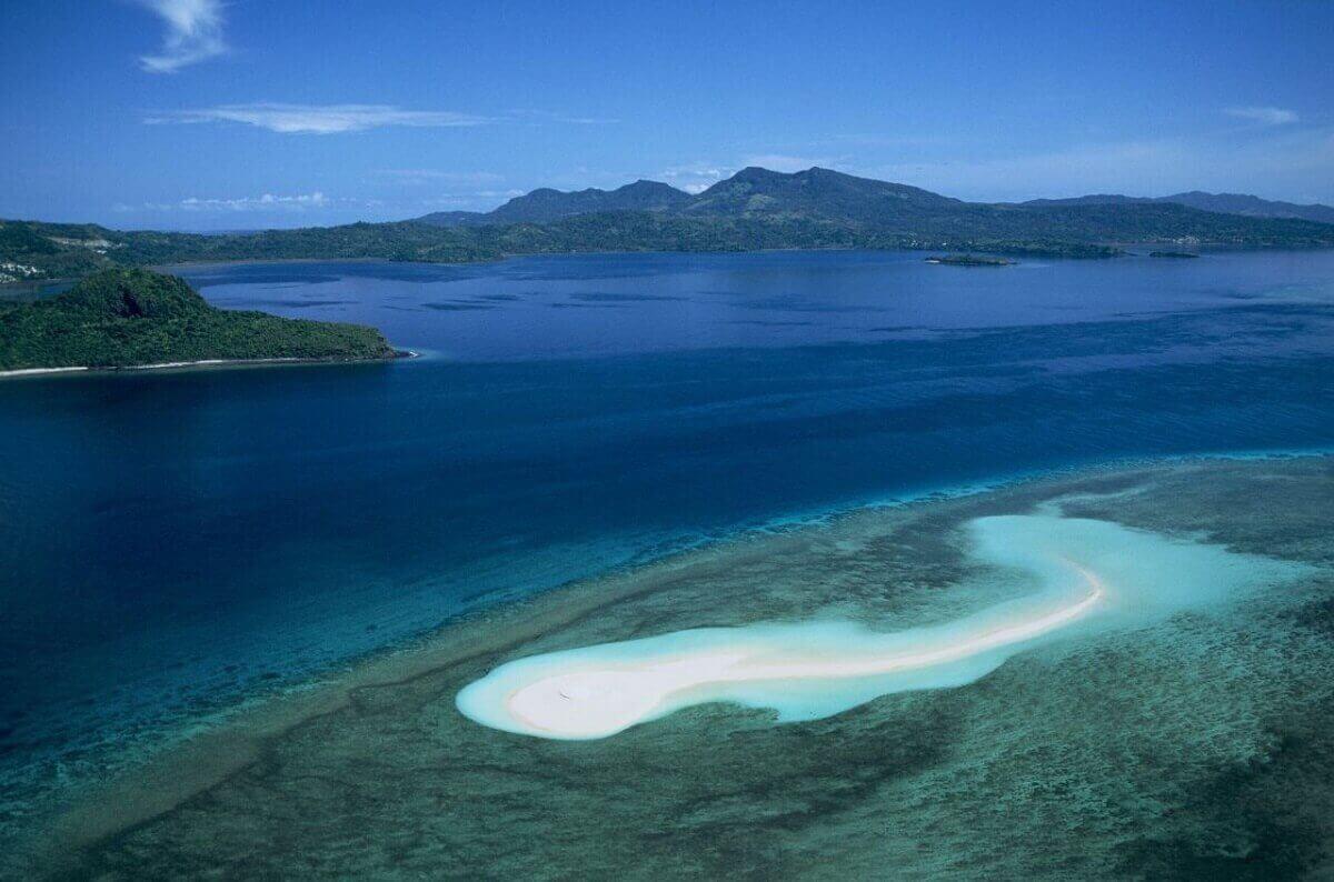 L'îlot de Sable Blanc
