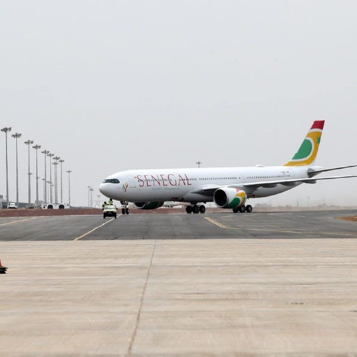 Modernisation des aéroports investissement de 100 milliards pour la réhabilitation des aéroports