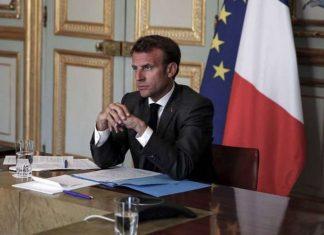 Emmanuelle Macron reçoit Mike Pompeo mais regarde déjà vers Joe Biden