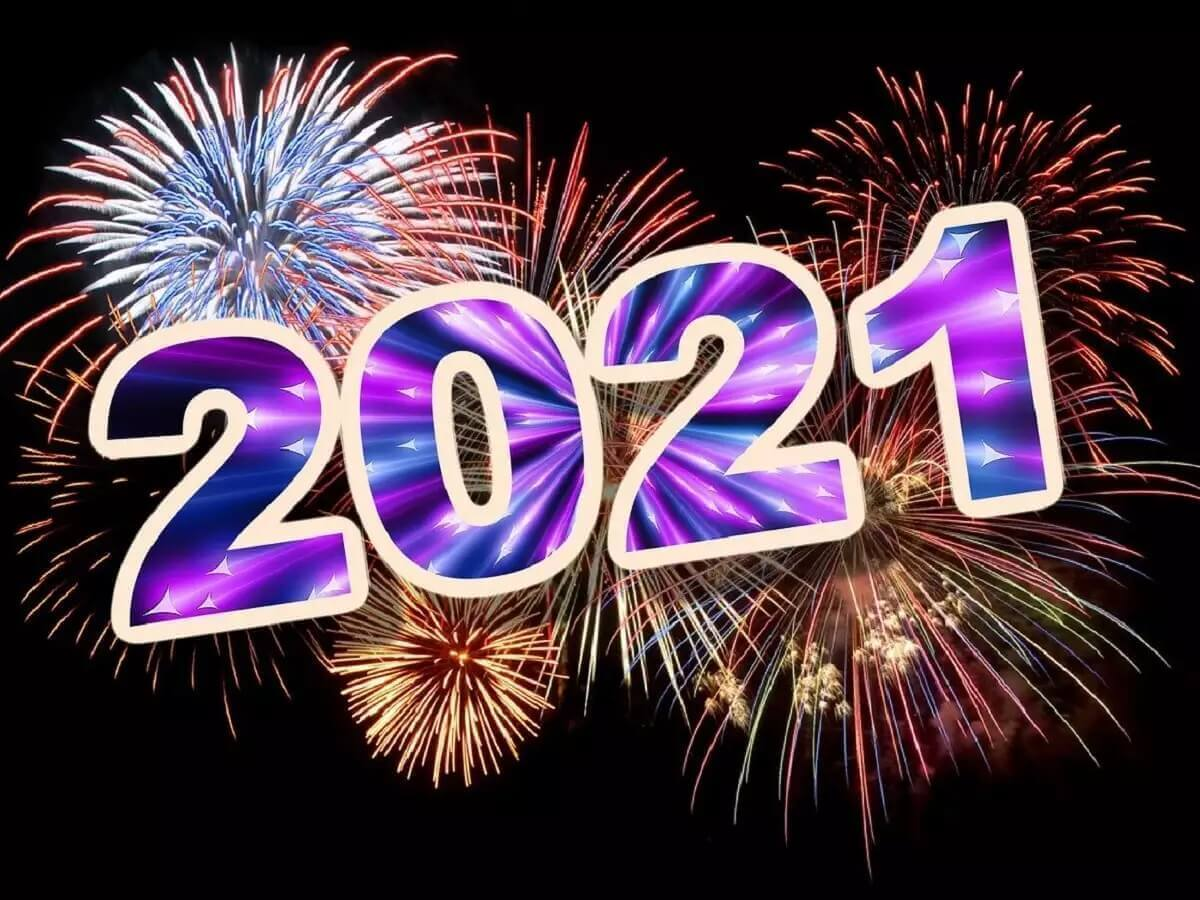 Happy New Year 2021 +++ Best Wishes, SMS, Images, Facebook and WhatsApp messages to send as Happy New Year greetings