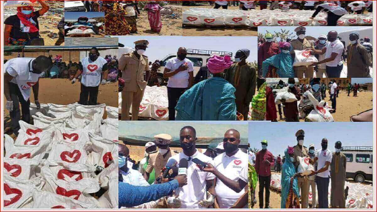 Unisocial www.kafunel.com branche de l'Église Universelle du Royaume de Dieu au Sénégal à Mbebeuss Capture