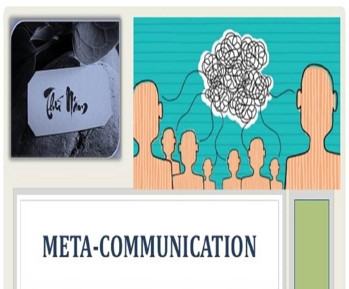 metacommunication-