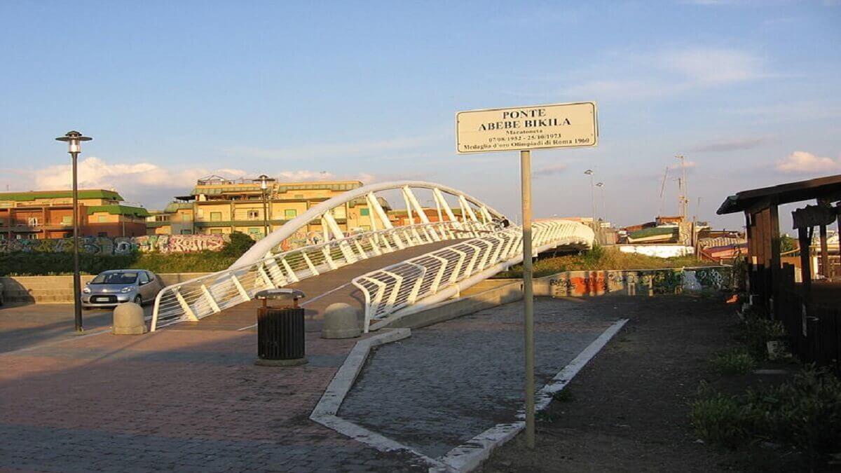 Abebe_Bikila_Bridge_in_Ladispoli