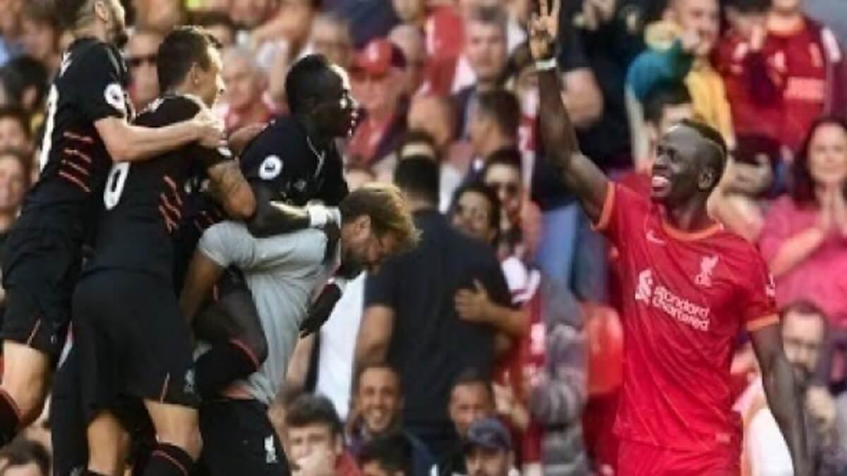 Premier League Regardez l'intégralité des 100 buts de Sadio Mané